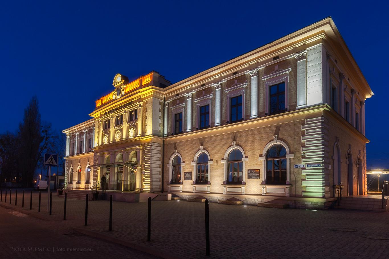 Dworzec w Tarnowskich Górach