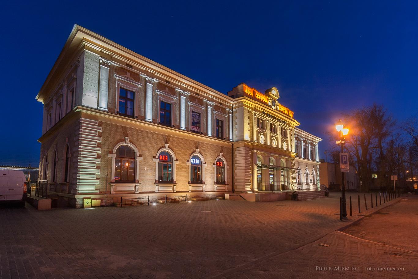 Dworzec kolejowy Tarnowskie Góry