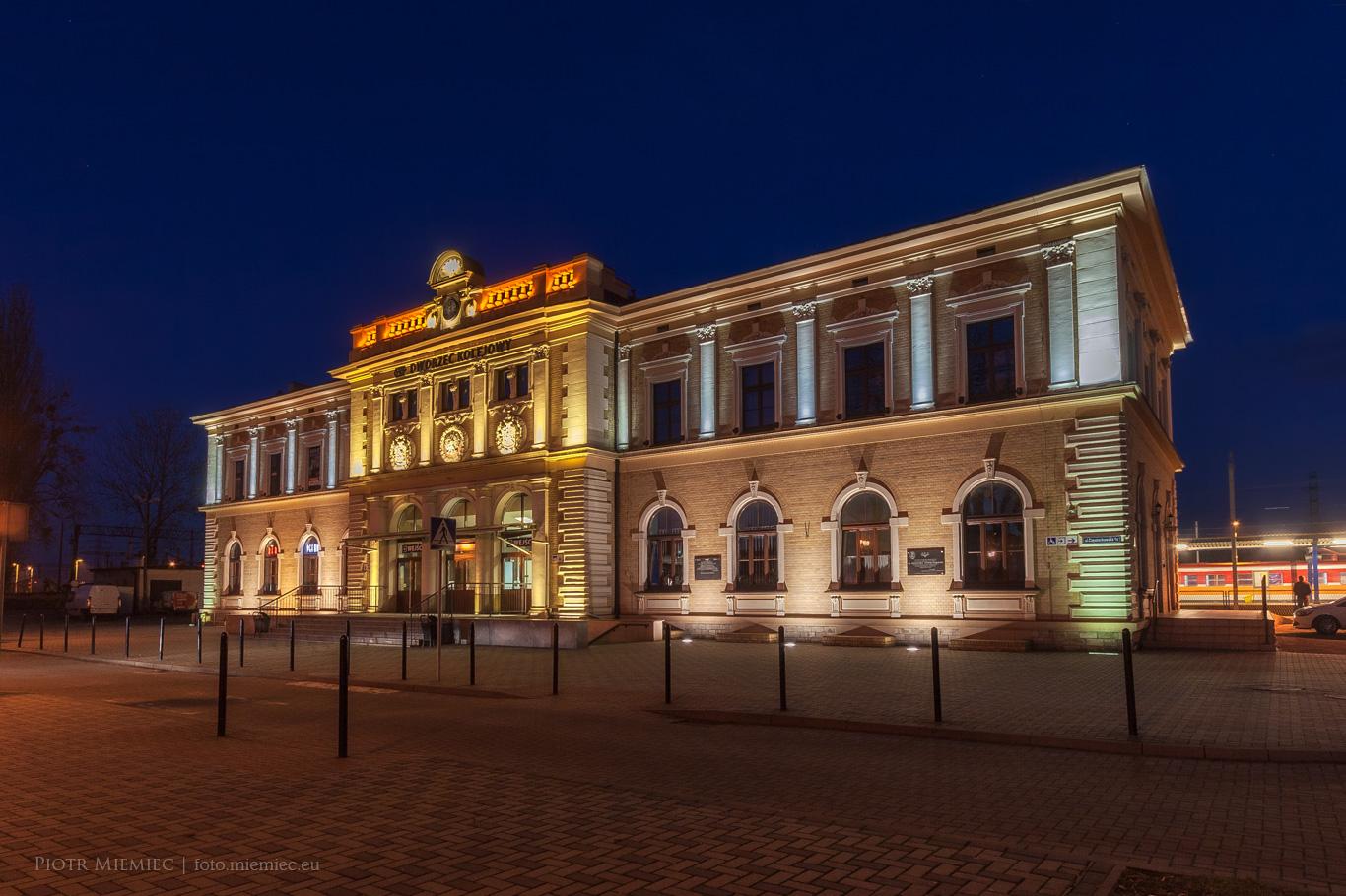 Tarnowskie Góry Dworzec kolejowy