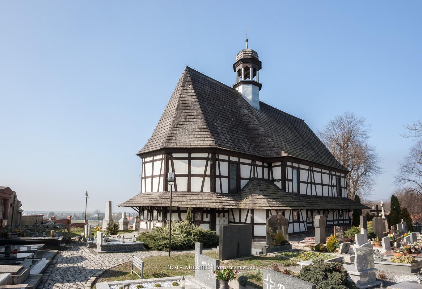Głogówek – Kościół Świętego Krzyża