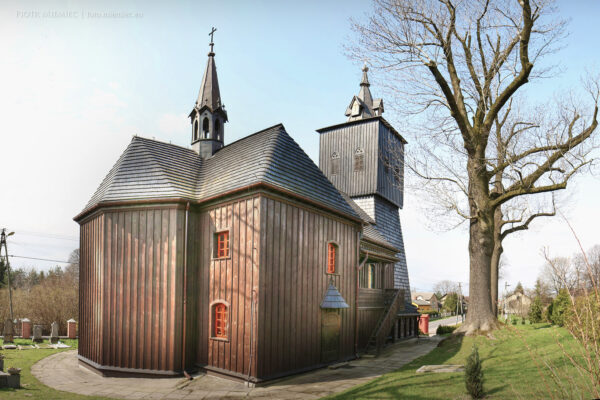 Kościół św. Anny w Gołkowicach
