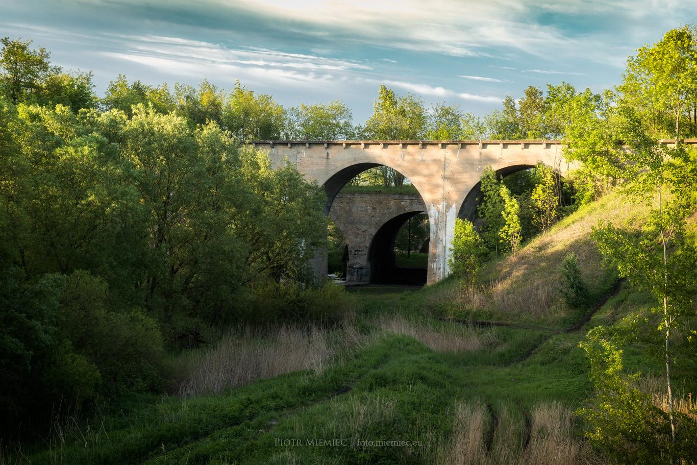 Mosty kolejowe w Pyskowicach