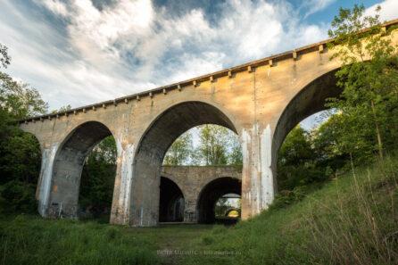 Pyskowice – mosty nad Dramą