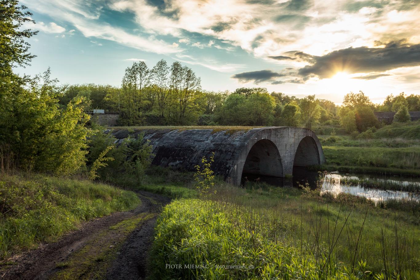 Pyskowice mosty kolejowe