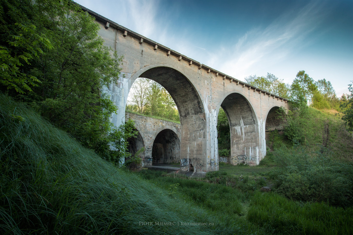 Pyskowice - mosty kolejowe