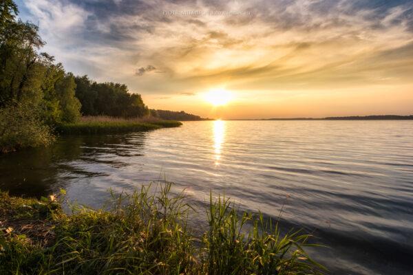 Jezioro Dzierżno Duże – maj 2019