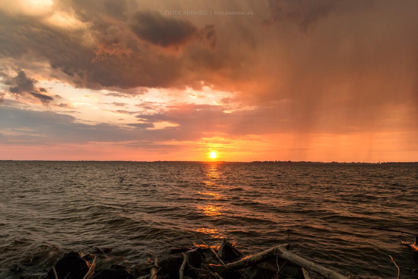 Jezioro Goczałkowickie – czerwiec 2019