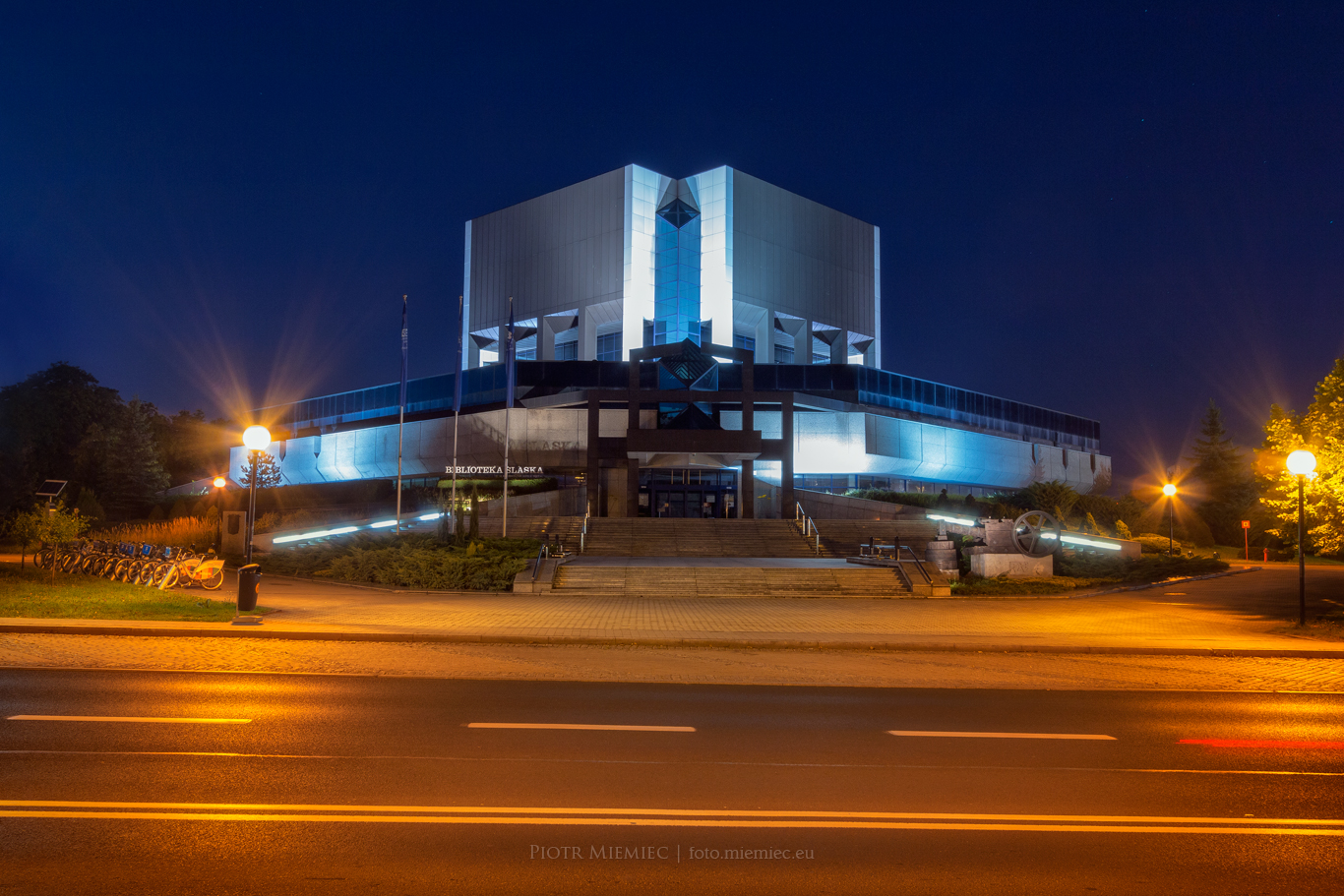 Biblioteka Śląska Katowice