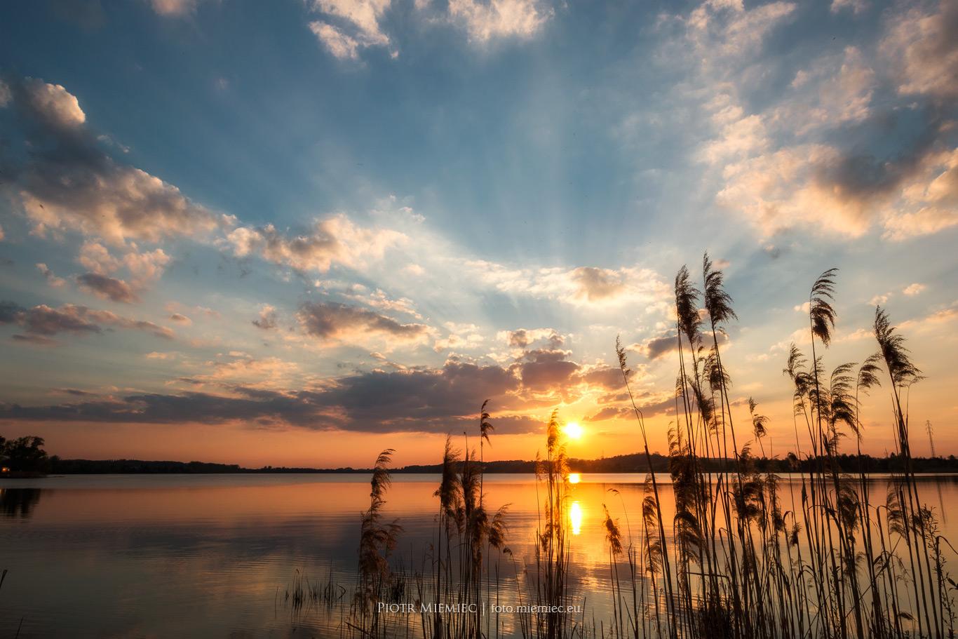 Jezioro Pławniowice – kwiecień 2016