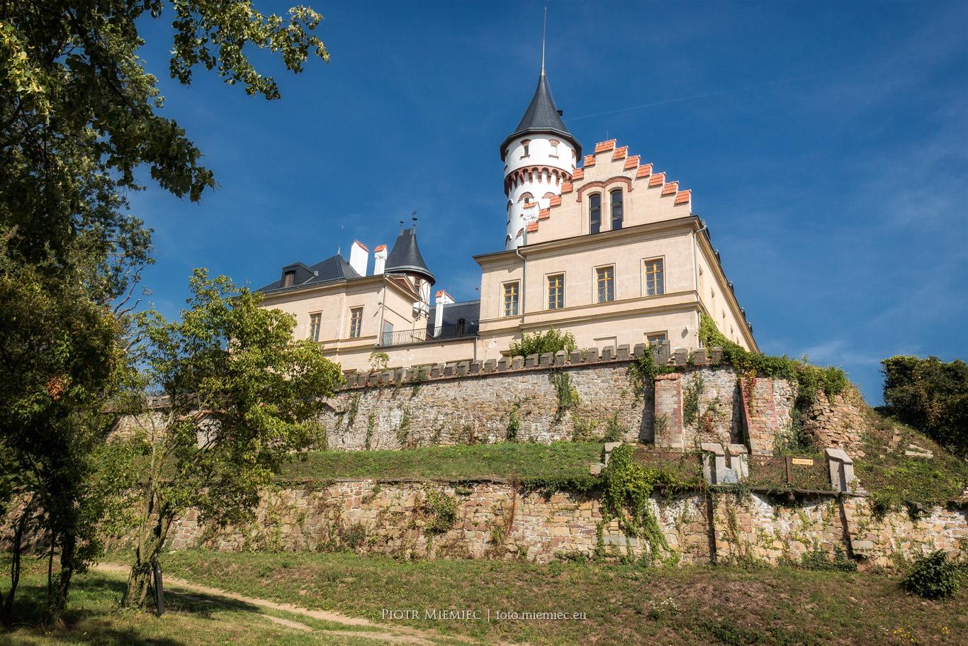 Zamek Raduń