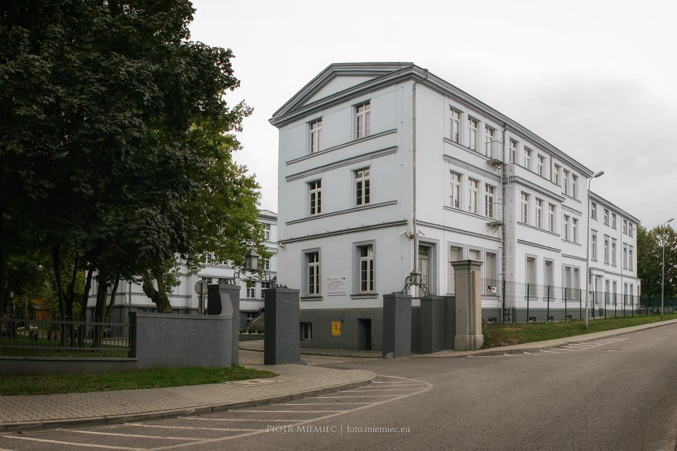 Pałac Borsiga Zabrze Biskupice