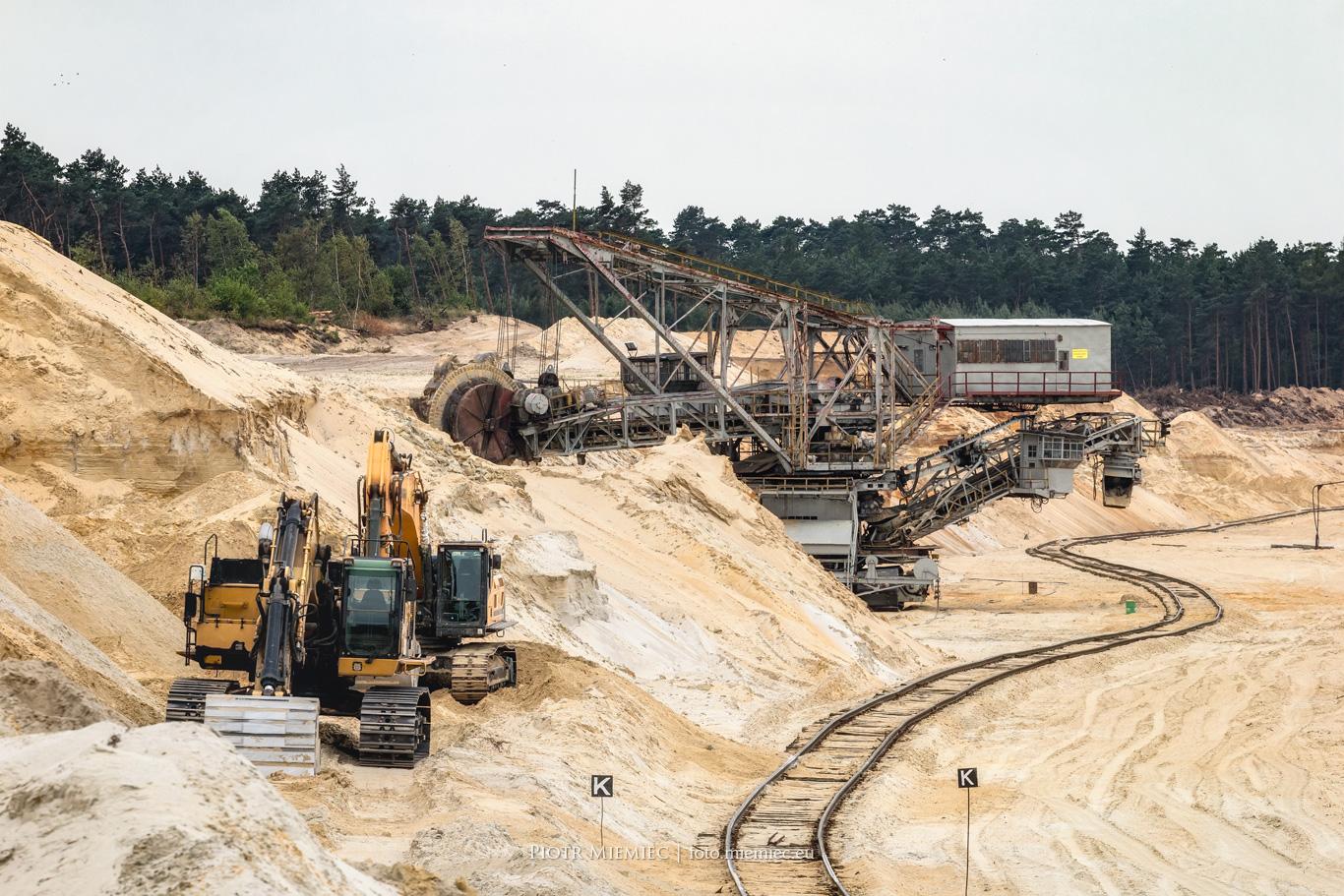 Kotlarnia kopalnia piasku