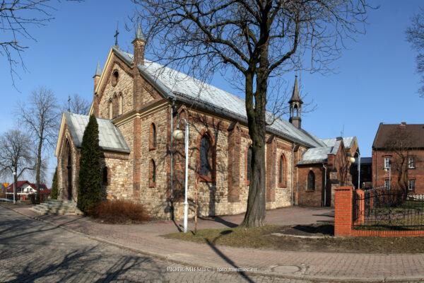 Ruda Śląska – Kościół Matki Bożej Różańcowej – marzec 2013