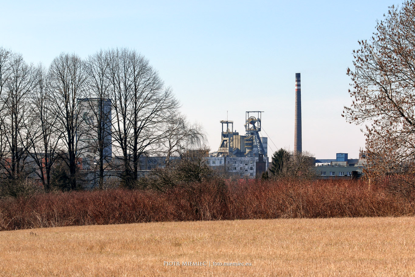 Kopalnia Bielszowice – marzec 2014