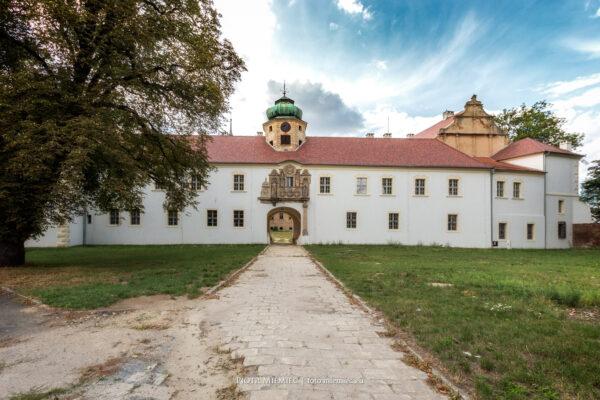 Zamek w Głogówku – sierpień 2019