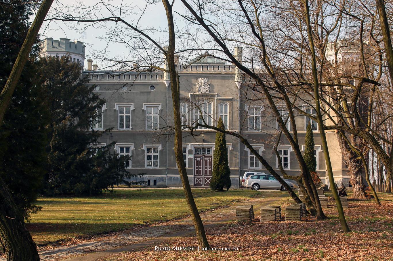 Pałac Modzurów