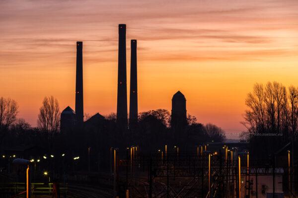 Elektrociepłownia Szombierki – luty 2020