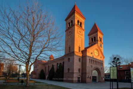 Kościół w Orzegowie