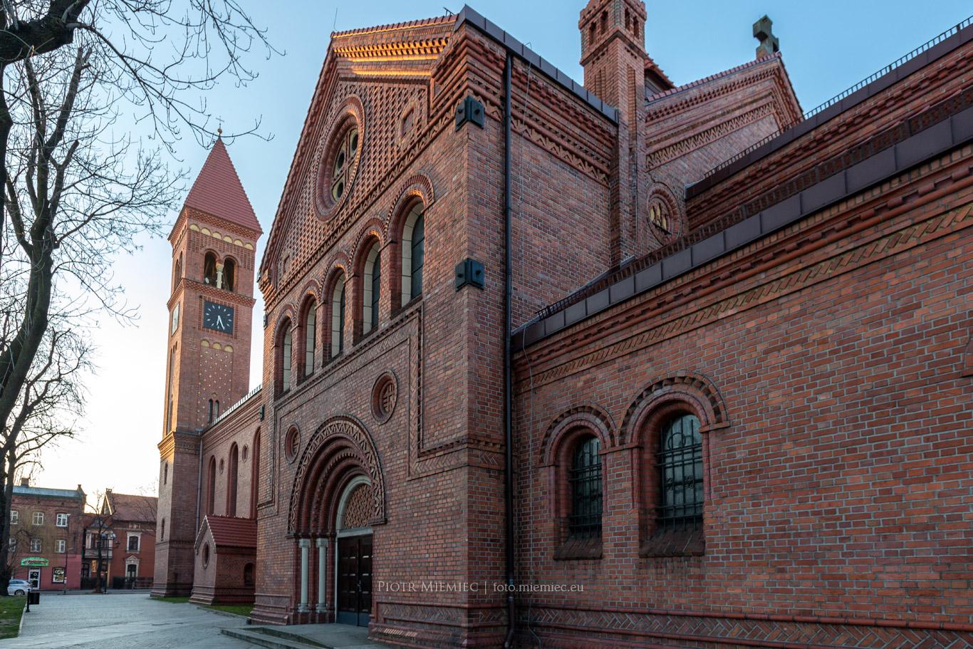 Orzegów kościół