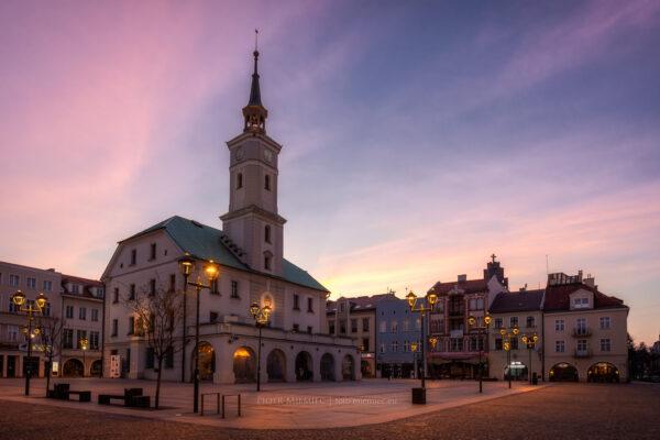 Rynek w Gliwicach – marzec 2020