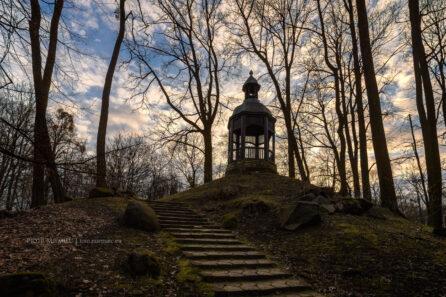 Park w Tarnowskich Górach – marzec 2020