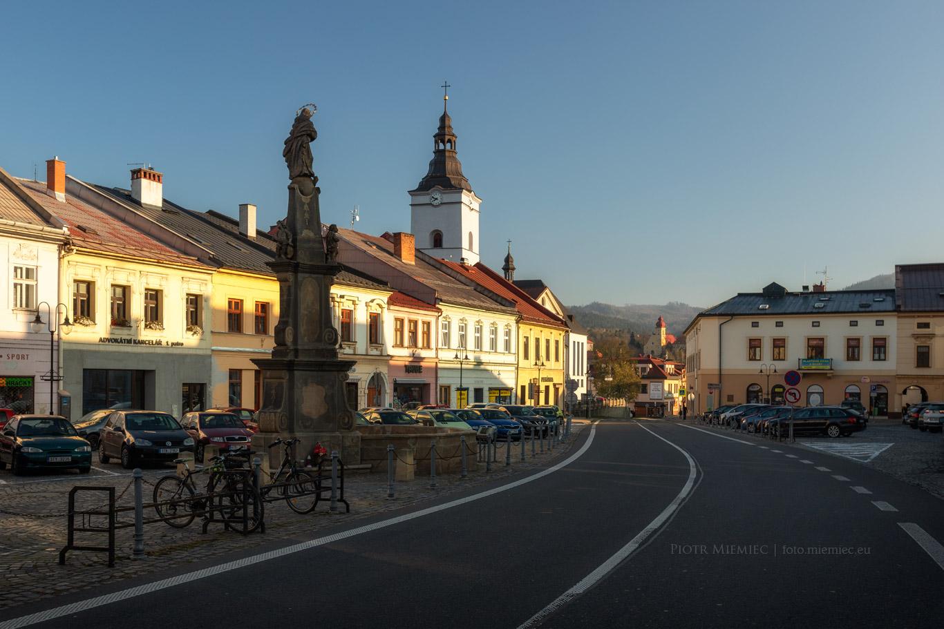 Jablunkov / Jabłonków