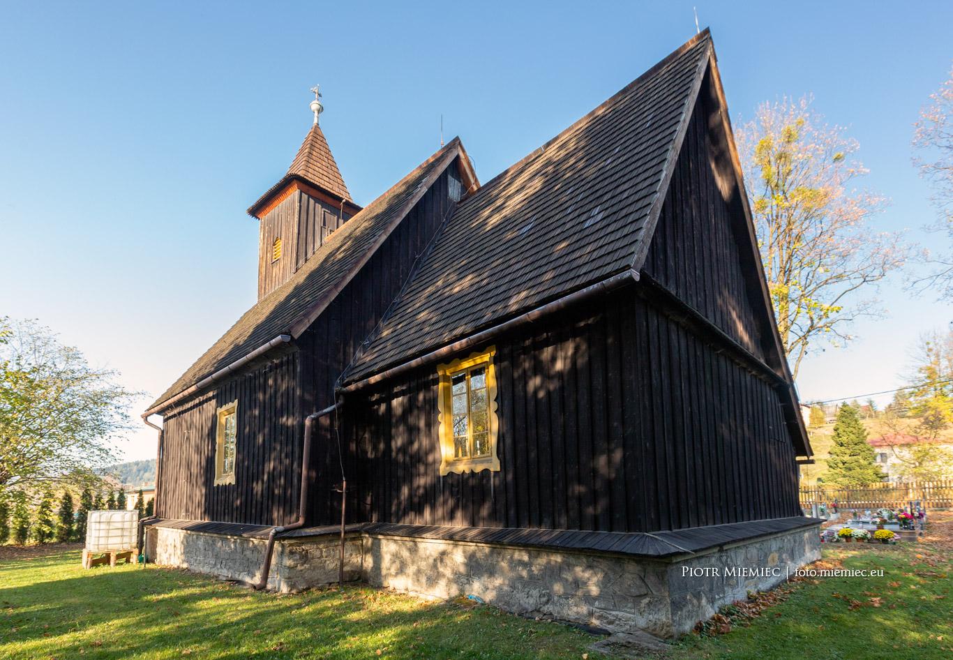 Kościół św. Mikołaja w Nydku