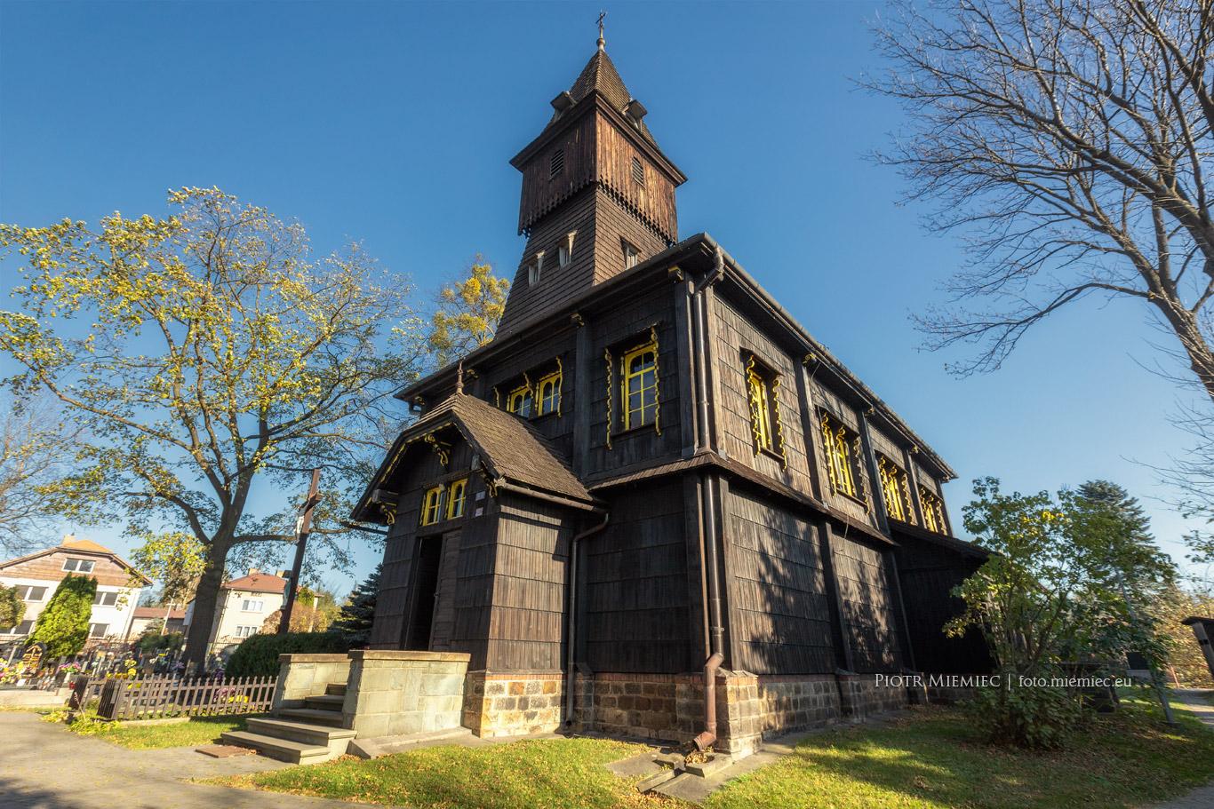 Kościół w czeskiej Bystrzycy