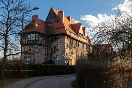 Mikulczyce – domy przy ulicy Sztygarów