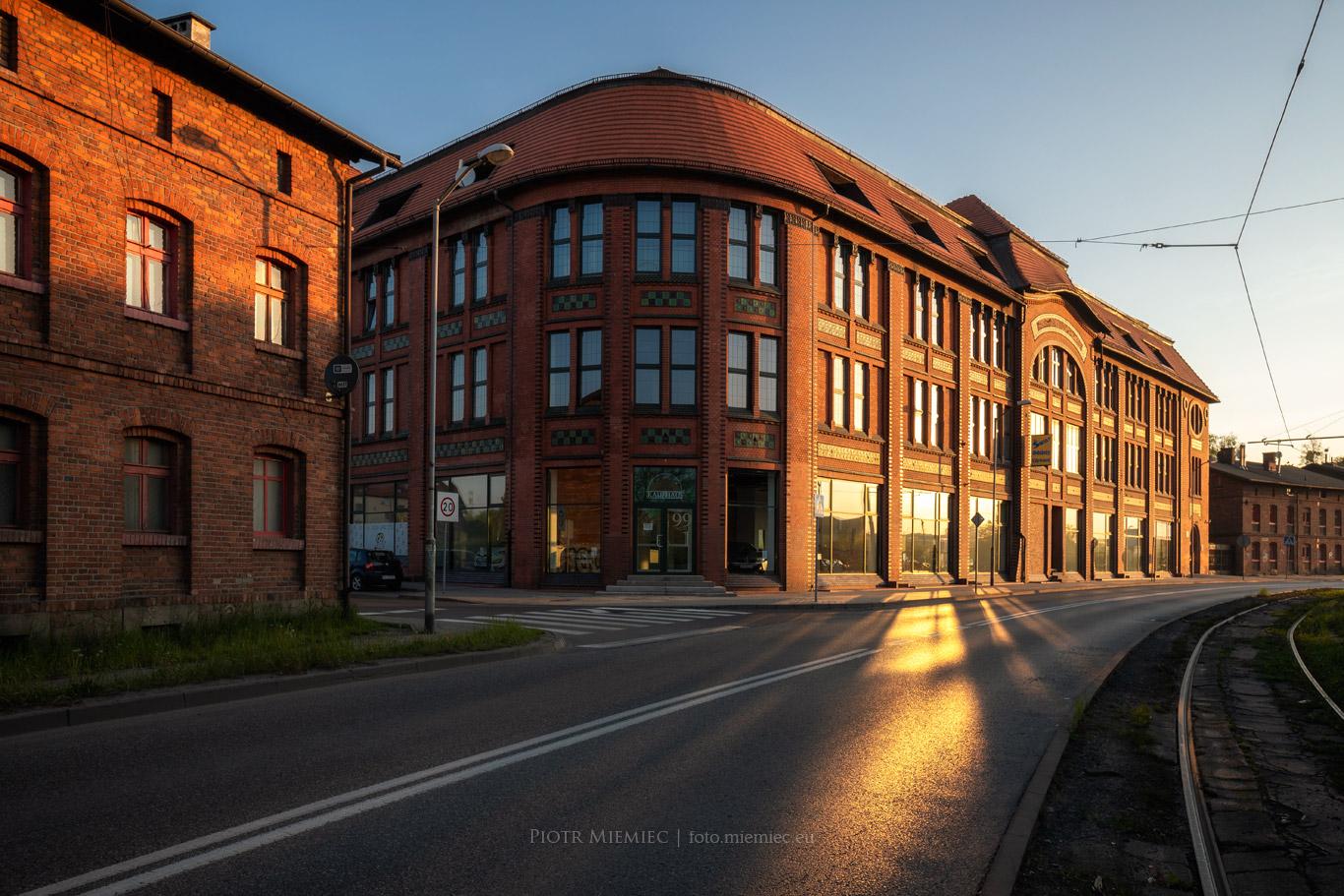 Dom towarowy Kaufhaus w Rudzie Śląskiej
