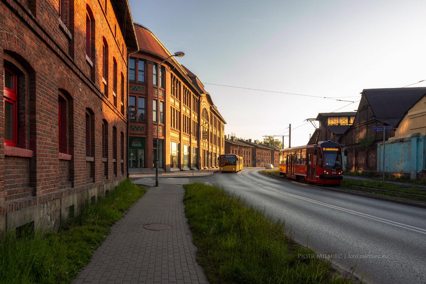 Osiedle i dom towarowy Kaufhaus w Rudzie Śląskiej