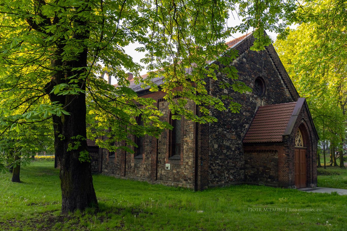 Kaplica Piusa X Ruda Śląska