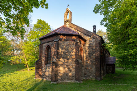 Kaplica Piusa X w Rudzie