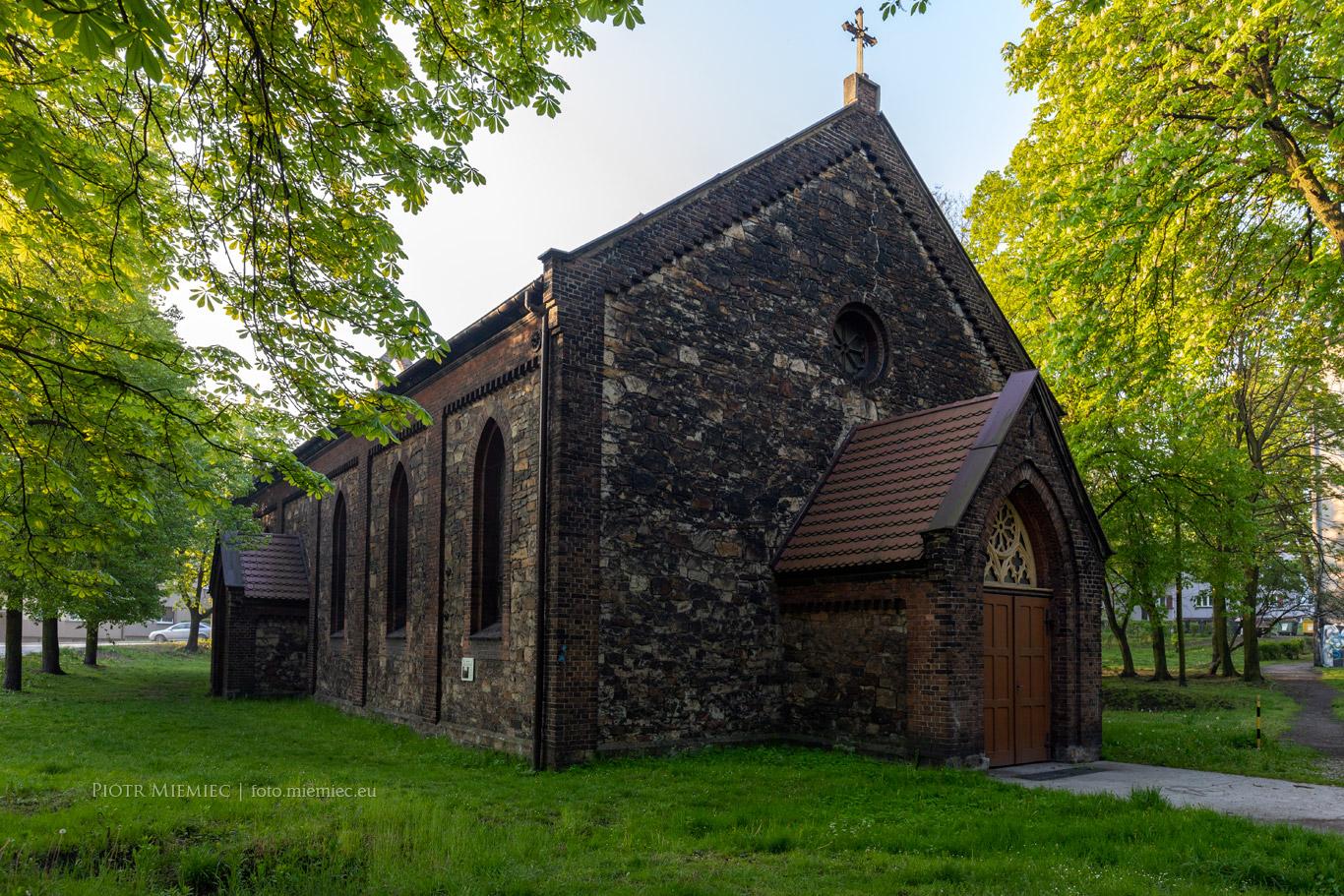 Kaplica Piusa X w Rudzie Śląskiej