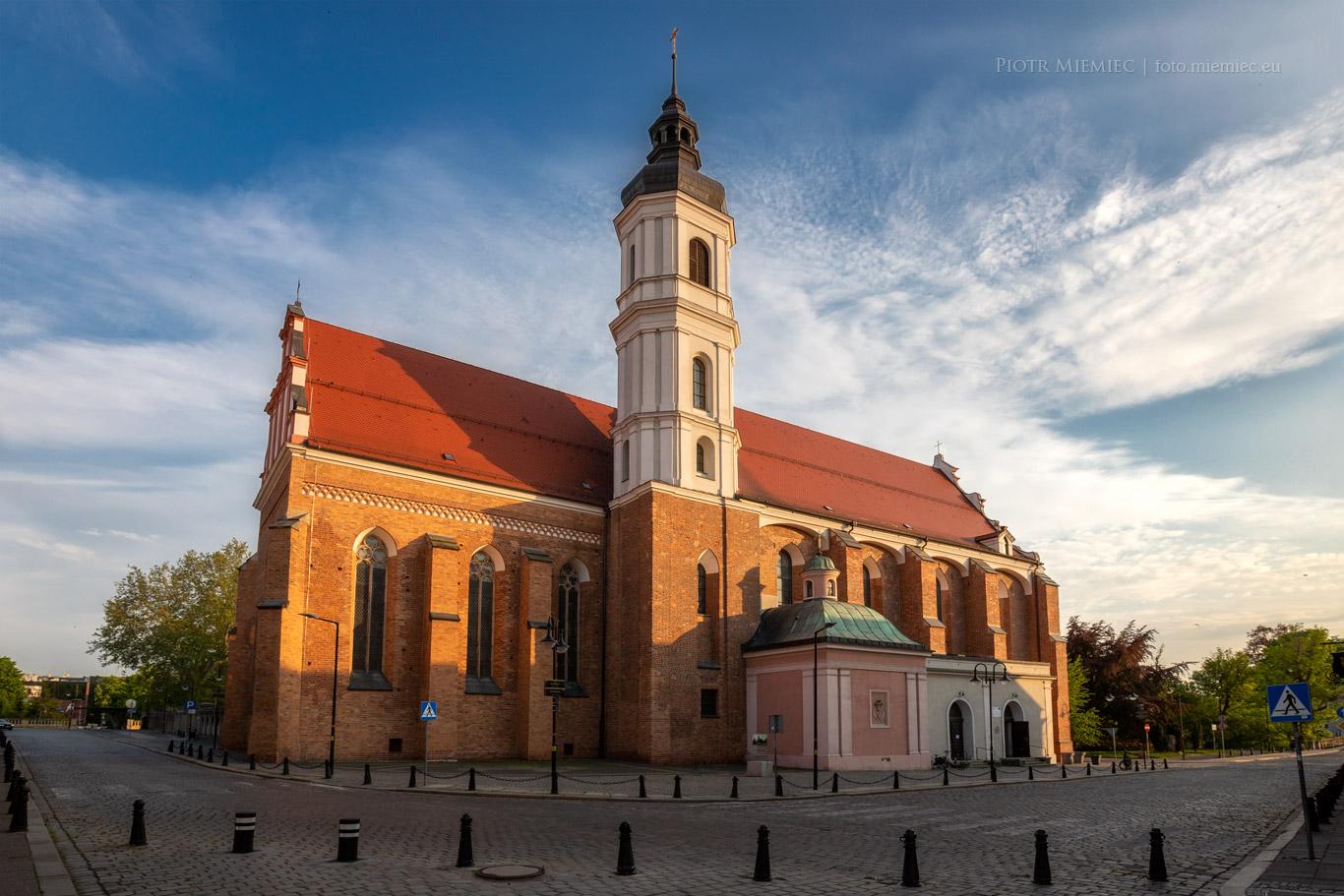 Opole Kościół i klasztor Franciszkanów