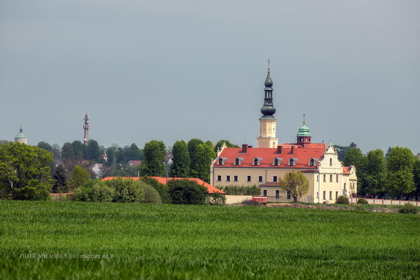Mochów – Klasztor Paulinów