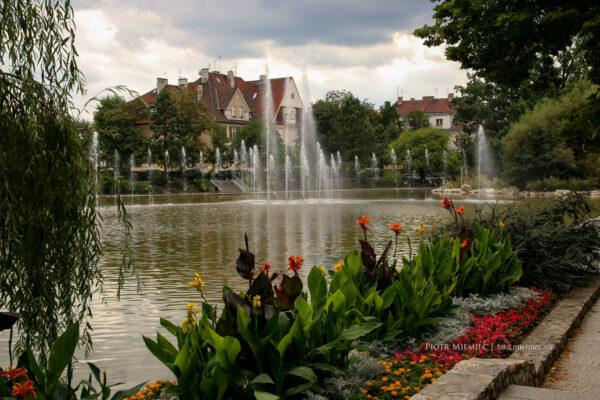 Opole – Staw Zamkowy