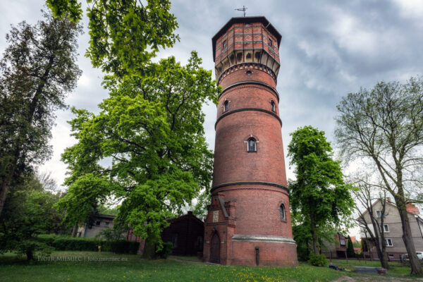 Wieża ciśnień w Koźlu