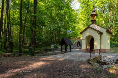 Kaplica w Rudzicy