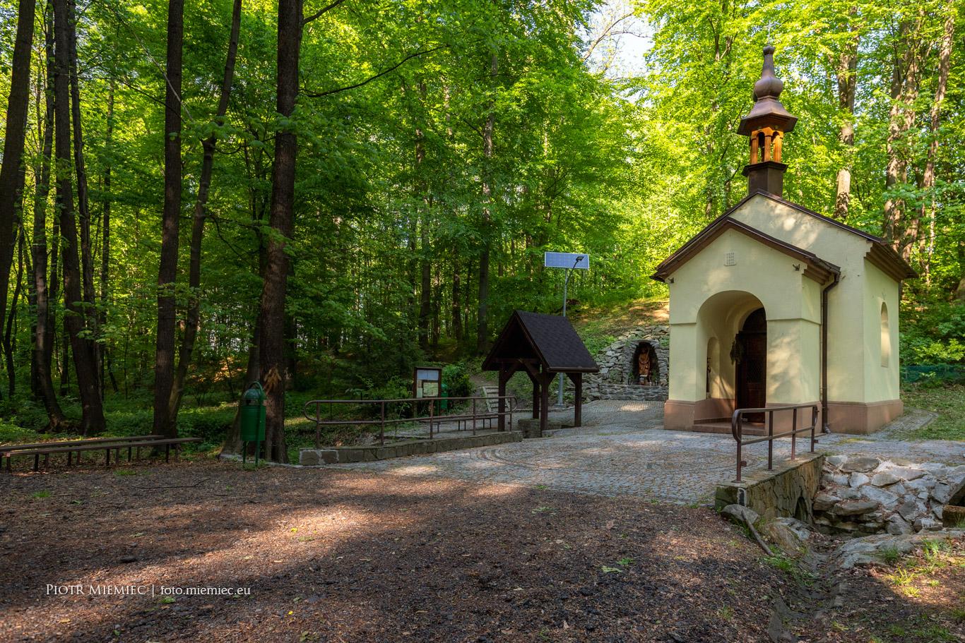 Kaplica pw. św. Wendelina w Rudzicy