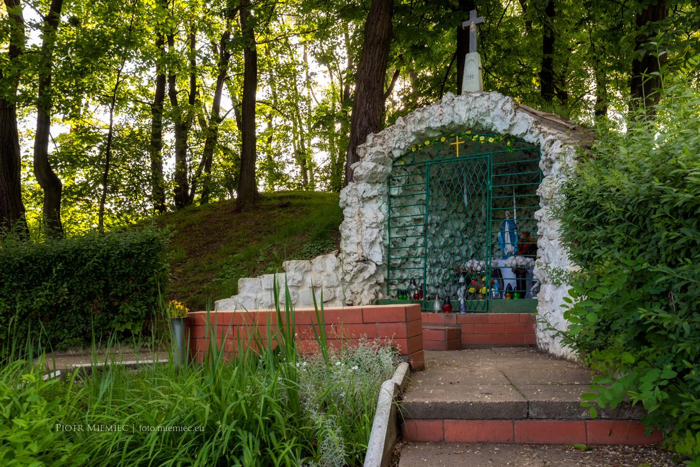 Park Grota w Bytomiu