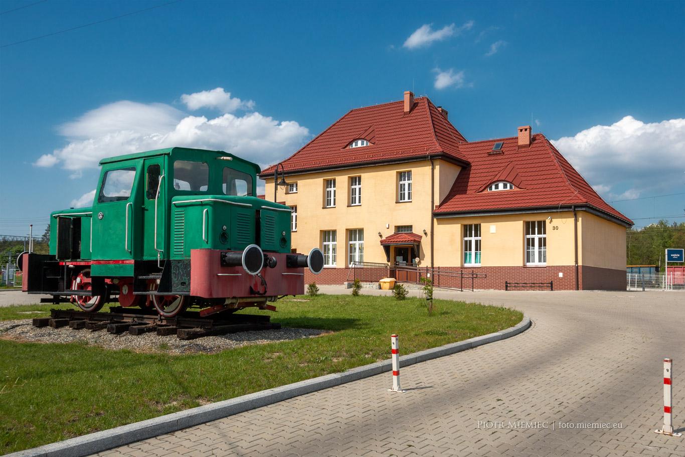 Dworzec kolejowy w Suminie