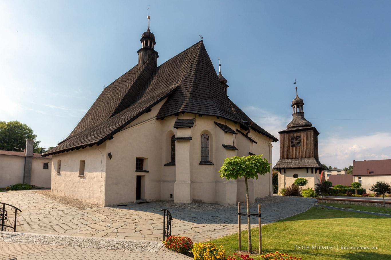 Sadów - Kościół św. Józefa