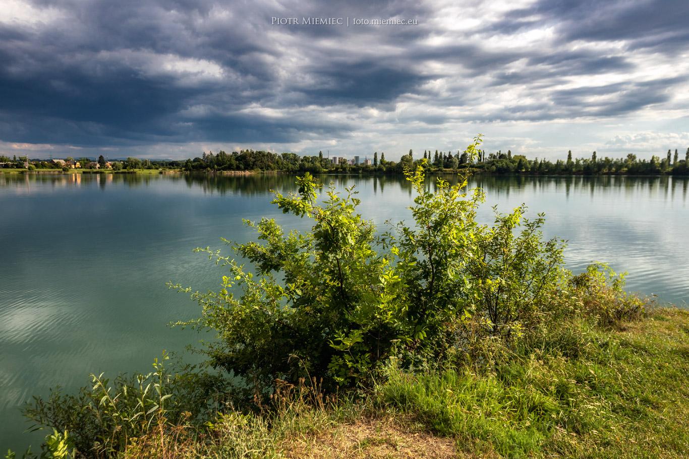 Kališovo jezero w Bohuminie