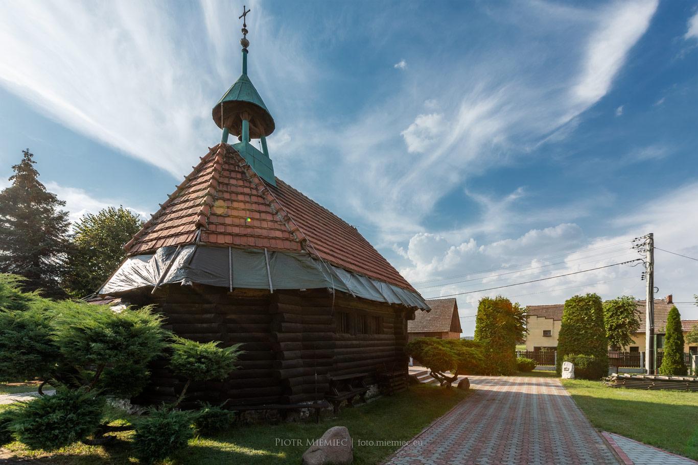 Kościół w Pawełkach
