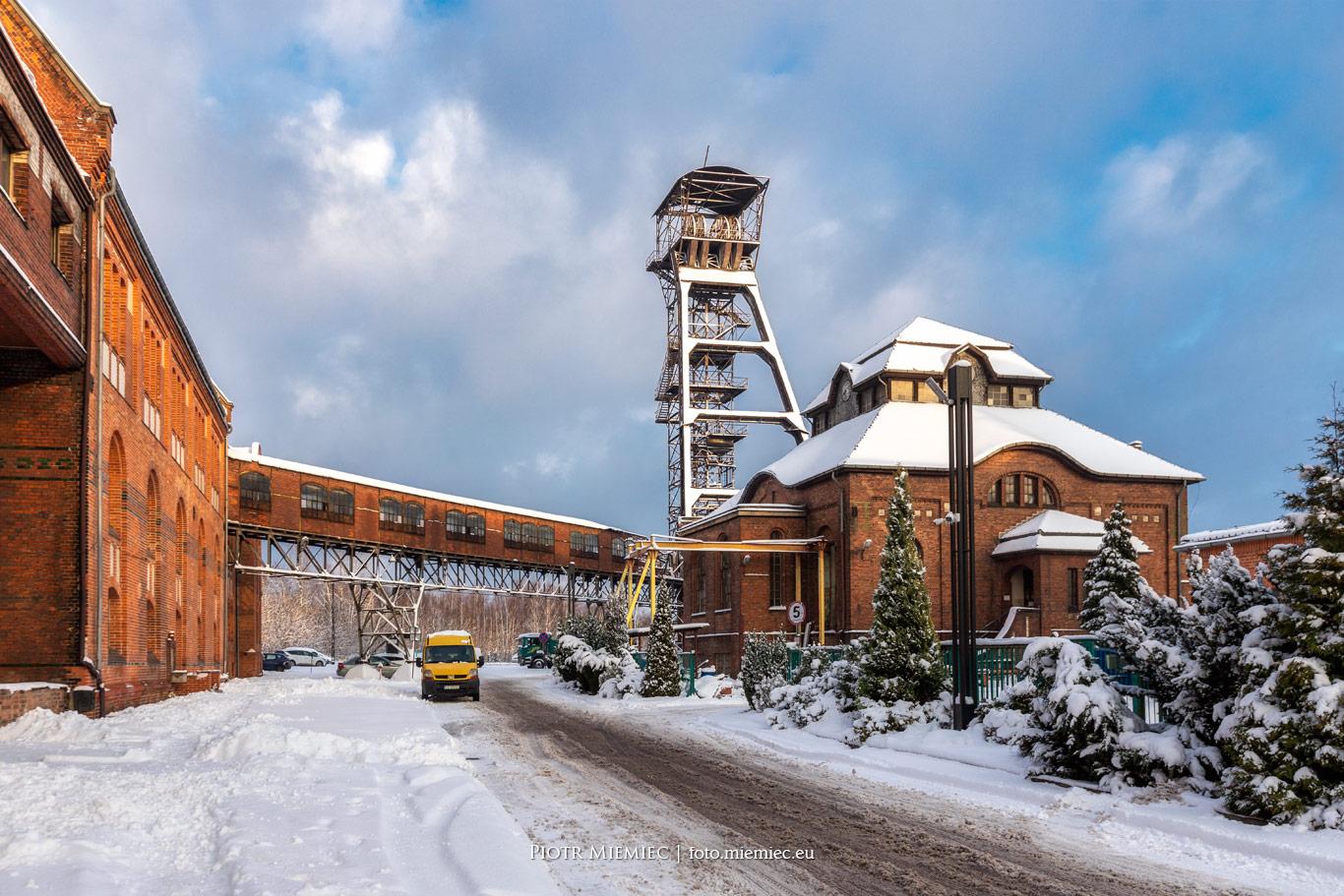 Zabrze kopalnia Ludwik