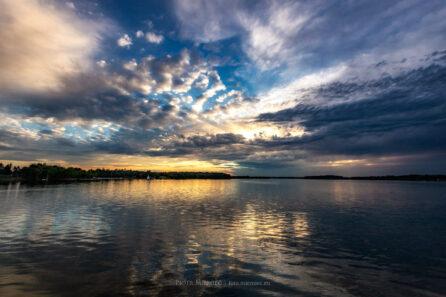 Jezioro Łąka – wrzesień 2020