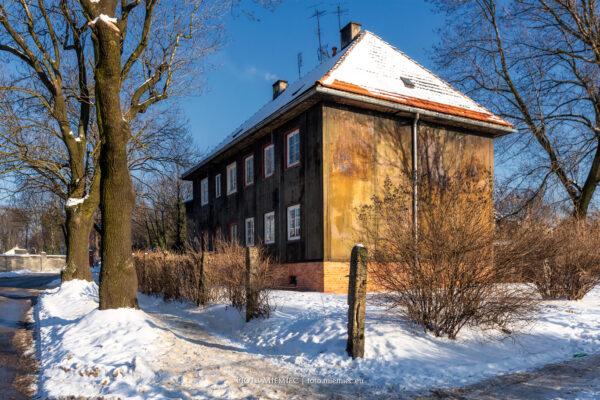 Stalowy dom w Zabrzu