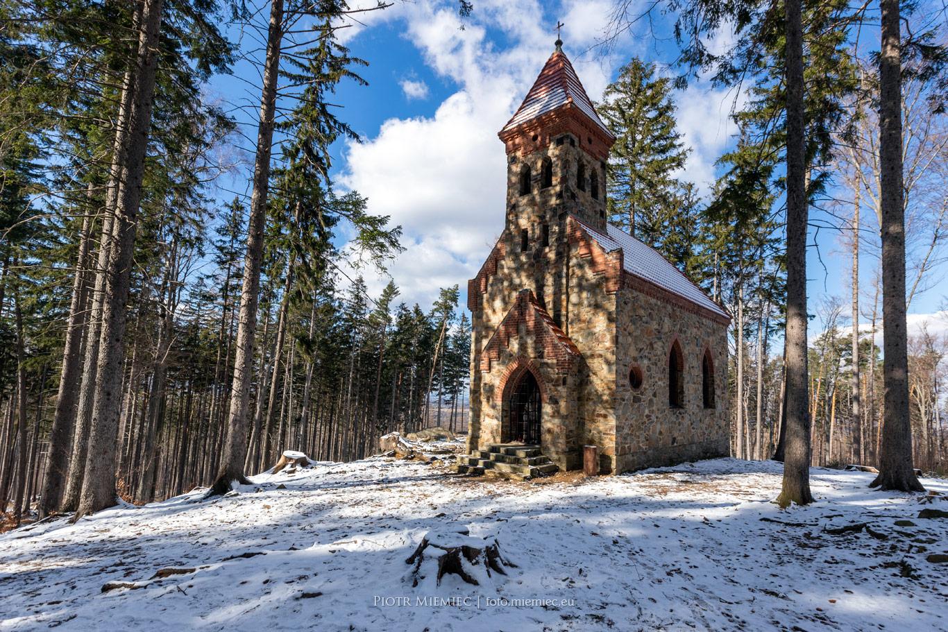 Kaplica na Górze Parkowej w Głuchołazach