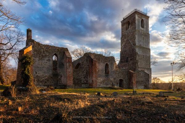 Ruiny Kościoła we Włodzieninie